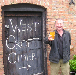 West Croft Cider John